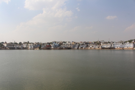 Holy Pushkar Lake
