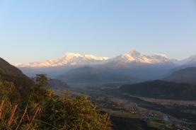 The Annapurna's, Pokhara, Nepal