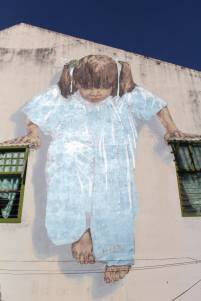 The street art of Georgetown, Penang