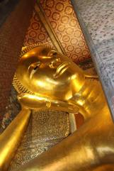 The reclining Buddha, Wat Pho, Bangkok